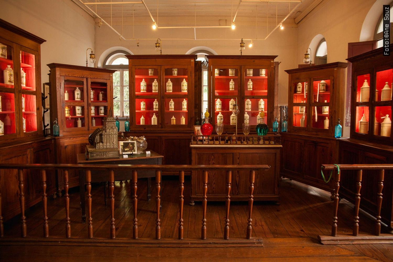 Imagem de Museu de Farmácia
