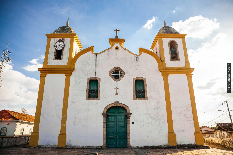 Imagem de Igreja Matriz de Nossa Senhora de Nazaré