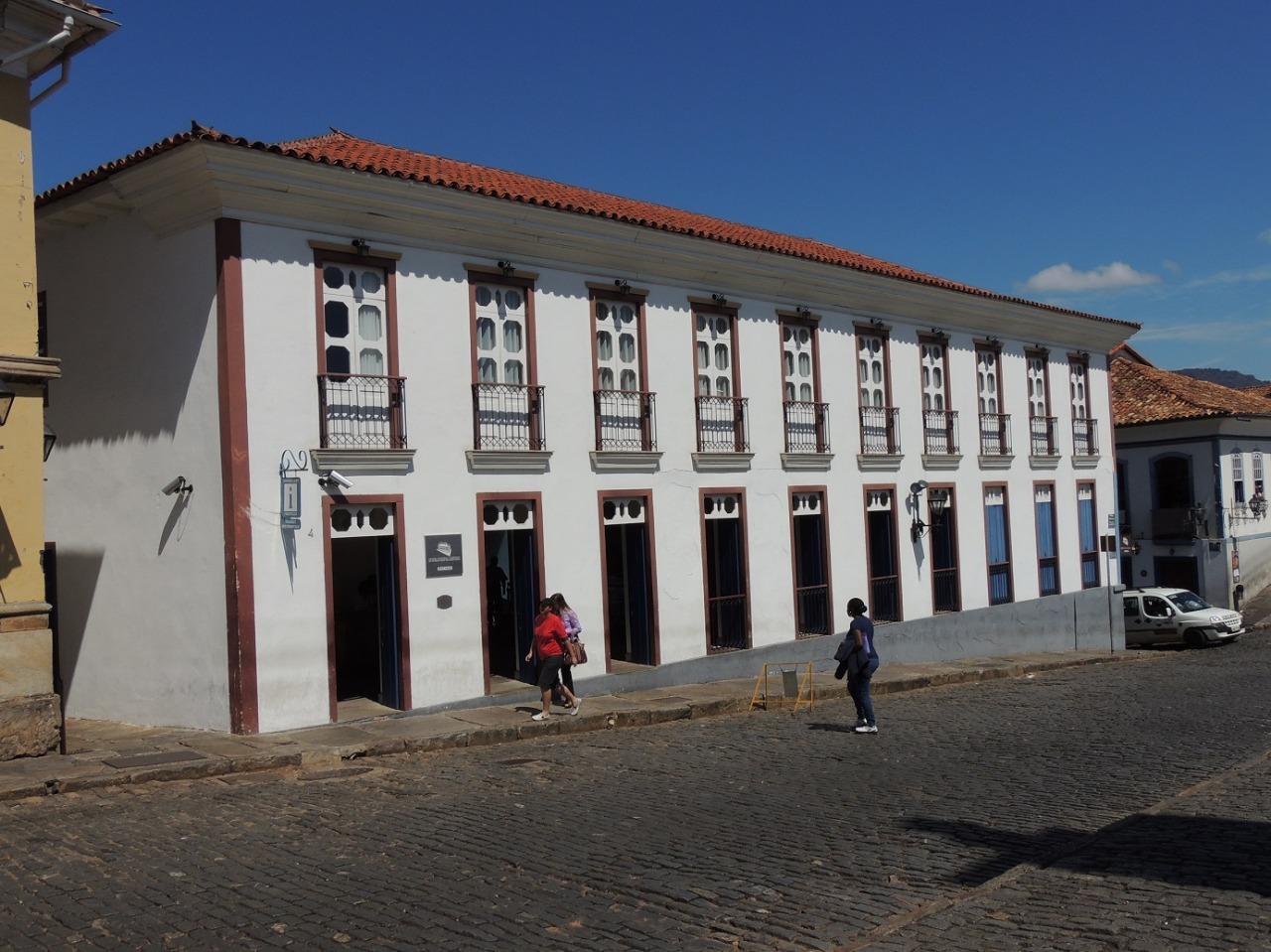 Imagem deCAT - Praça Tiradentes