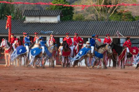 Festa de São Gonçalo e Cavalhadas de Amarantina, 263 anos de Cultura e Religiosidade