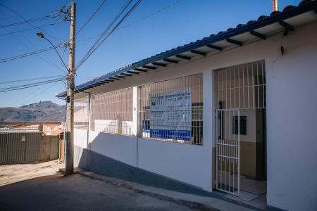 Imagem referente à notíciaPrefeitura reforma Creche Noêmia Veloso