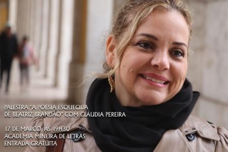 Imagem referente à notíciaProfessora de Ouro Preto dará palestra na Academia Mineira de Letras