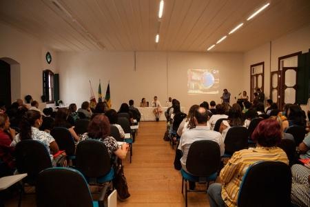Diretores, vice-diretores das escolas e coordenadores das creches assumem suas funções para o período de 2019 a 2022 em Ouro Preto