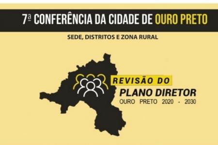 Imagem que representa a notícia: Conferência municipal sobre a revisão do Plano Diretor acontece no próximo sábado