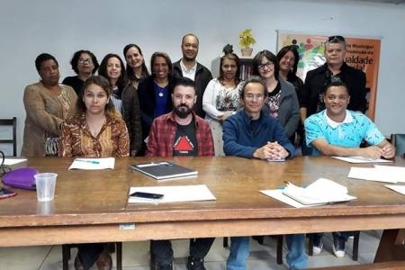 Imagem referente à notíciaEm Ouro Preto, o Conselho Municipal de Educação permanece ativo por meio de videoconferências